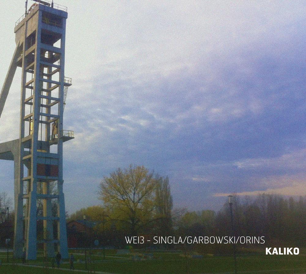 Thomas Grimmonprez Trio - Kaleidoscope
